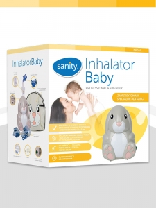 Inhalator Baby Sanity